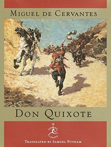 Don Quixote (Modern Library)