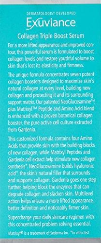 Exuviance Collagen Triple Boost Serum, 1 Fluid Ounce