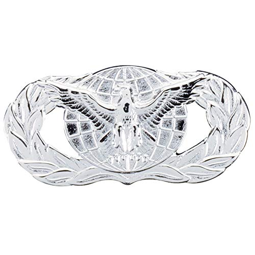 Medals of America Air Force Basic Force Protection Badge - Badge Forces Security