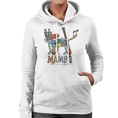 Mambo Junk Yard Dog Women's Hooded Sweatshirt -