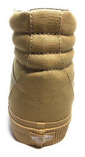 Vans Herren Sneaker Sk8-Hi Reissue Sneakers (Mono Surplus)khaki/Khaki