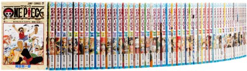 ONEPIECEコミック1-78巻セット(ジャンプコミックス)の商品画像