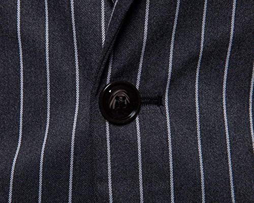 Comode Abiti Slimfit Bottone 1 Uomo Schwarz Da Fashion Blazer Giacca Hx Elegante Buisiness Taglie Leisure Con Un S681x