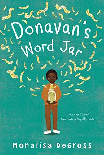 Word Jar - Donavan's Word Jar (Trophy Chapter Book)