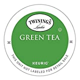 Best Twinings Tea Cups - Twinings Green Tea, K-Cup for Keurig Brewers, 24-Count Review