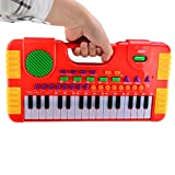 Piano-for-Kids-WOLFBUSH-31-Key-Synthesizer-Multi-function-Electronic-Keyboard-Play-Piano-Organ-Children-Educational-Toy-Red