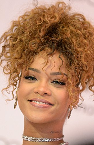 Rihanna At In-Store Appearance For Rihanna Launches New Fragrance Riri MacyS Downtown Brooklyn Department Store Brooklyn Ny August 31 2015 Photo By Kristin CallahanEverett Collection Photo Print (16 x (Macy ' Downtown)