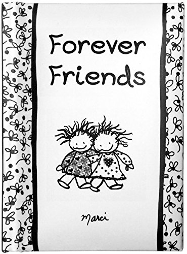 [해외]작은 기념품 책: 영원히 친구 3 \\ / Little Keepsake Book: Forever Friends 3 x 4