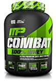 COMBAT 100% WHEY is a low-carb, high-protein, great-tasting protein supplement with minimal fat and low sodium that delivers fast digesting protein sources to build and maintain lean muscle mass. Combat 100% Whey combines two of the fastest digesting...