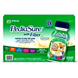 Abbott Pediasure with Fiber Vanilla Shake, 24 Count