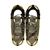 New MTN Extreme Lightweight All Terrian Man Woman Kid Teen Snowshoes up to 255 lbs /Free Bag (23inch)