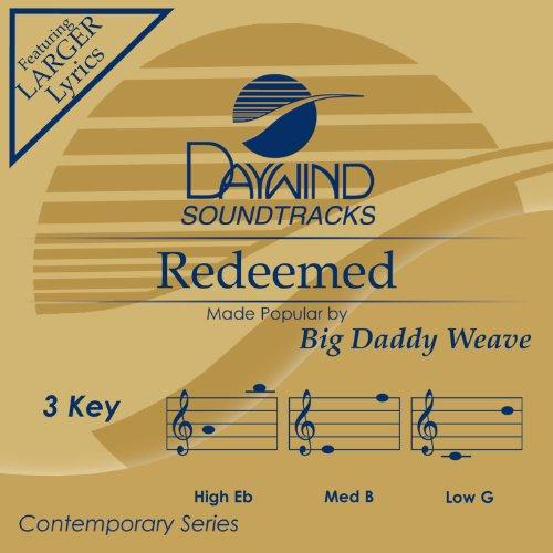 Redeemed [Accompaniment/Performance (Daywind Music)