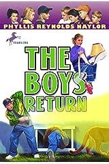 The Boys Return (Boy/Girl Battle Book 7) Kindle Edition