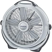 Lasko 20 Wind Machine Air Circulator, Gray A20301 by Lasko