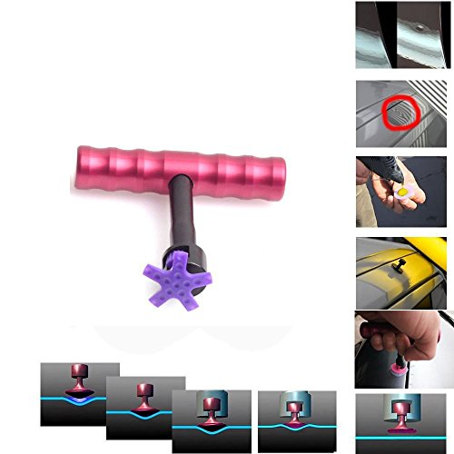 HOTPDR Car Dent Auto Body Tools Dent Puller Kit Paintless Dent Removal Tools Auto Dent Puller for Dent Repair (42 Pcs) by HOTPDR (Image #2)