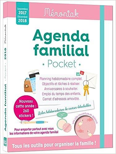 agenda planning familial
