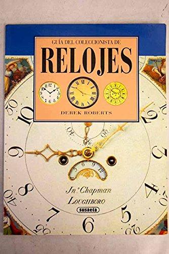 Guía del coleccionista de relojes Paperback – 1998