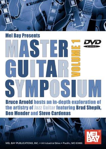 Bruce Arnold - Master Guitar Symposium 1 (DVD)