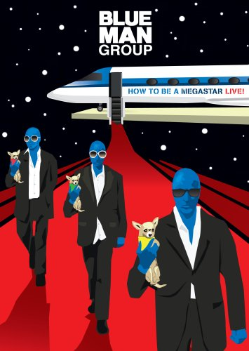 Blue Man Group: How to Be a Megastar - Online Mens Outlet