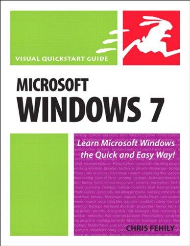 Download Microsoft Windows 7: Visual QuickStart Guide Pdf