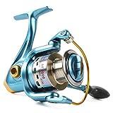 Sougayilang 11+1bb Spinning Fishing Reel Saltwater High Speed Fishing Reels (Af1000)