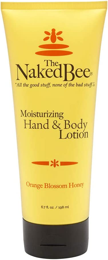 The Naked Bee Orange Blossom Honey Body Lotion 6.7 oz