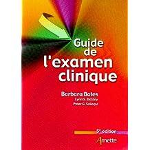 guide de l'examen clinique 5e ed. (+cd anglais)