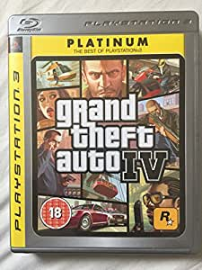 Grand Theft Auto IV - Platinum Edition (PS3) [Importación inglesa]