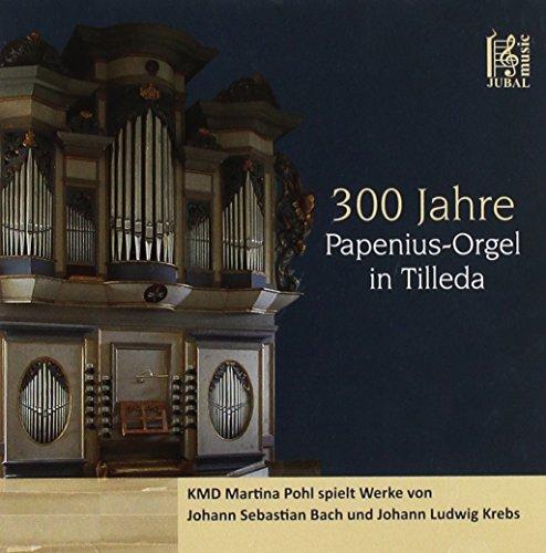 Price comparison product image 300 Jahre Papenius Orgel in Tilleda