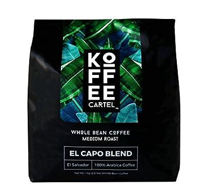 Koffee Cartel El Capo Blend Medium Roast