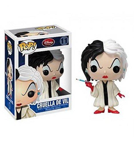 Funko POP Disney Cruella De Vil Vinyl Figure -