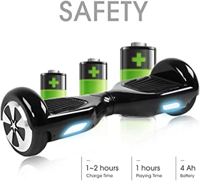 "Bluetooth 6.5/"" Swegway Hover Scooter Bundle Combo Self Balance Board /& Hoverkart"