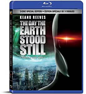 The Day the Earth Stood Still (Three-Disc Special Edition) [Blu-ray] (Bilingual)