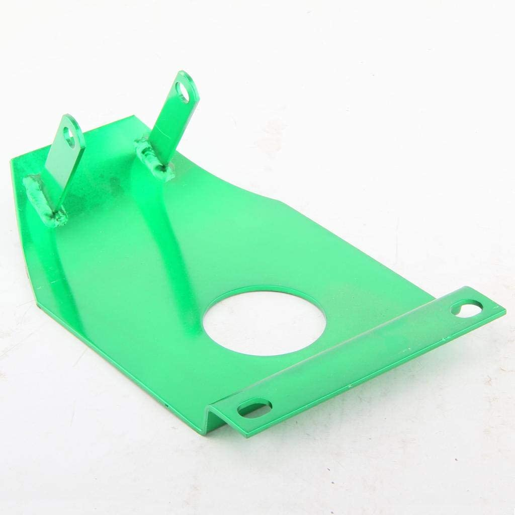 perfk Aluminum Engine Protective Cover Guard Skid Plate Skidplate for 110cc 125cc 150cc Dirt Pit Monkey Bike ATV Quad Motorcycle Motocross Golden