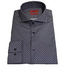 Hugo Boss C-Dwayne Men's Formal Shirt with Cutaway Collar