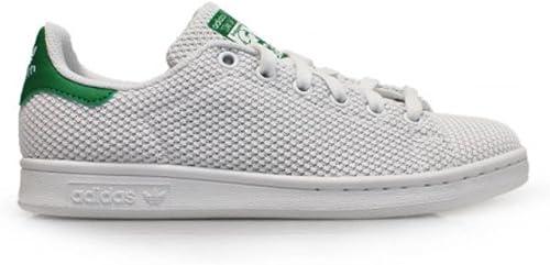 adidas Stan Smith W, Damen Knöchelhoch, Weiß Blanco