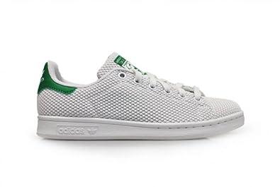ADIDAS Stan Smith Damen Sneaker Weiss Grün S42100, Adidas Schuhe ...