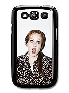 AMAF ? Accessories Adele Photoshoot Funny Face case for Samsung Galaxy S3