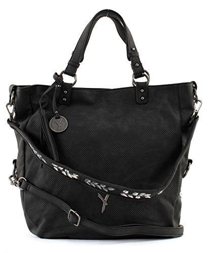 Suri Frey Romy Shopper Tasche 35 cm black S5UrQ