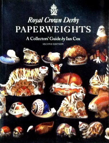 Royal Crown Derby Paperweights: A Collectors Guide