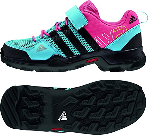 Adidas Ax2 Cf K - brcyan/cblack/suppnk, Größe Adidas:30