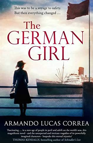 book cover of The German Girl