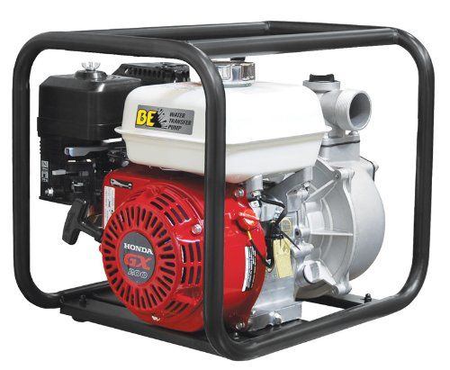 B E Pressure WP-2065HL 2' Water Transfer Pump, 6.5 hp, 158 GPM