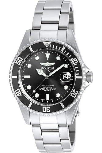 Amazon.com: Invicta 8932OB Pro Diver - Reloj de acero ...