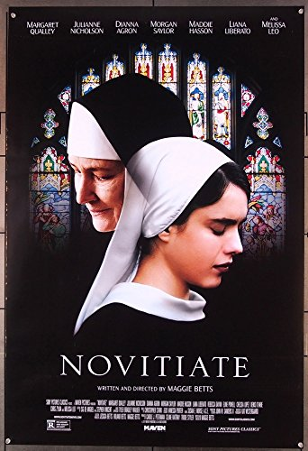 Novitiate (2017) Original Sony Pictures Classics One-Sheet Movie Poster 27x40 Rolled Very Fine Condition MELISSA LEO JULIANNE NICHOLSON Film Directed by Margaret Betts
