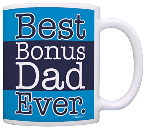 Bonus Gifts Best Fathers Coffee
