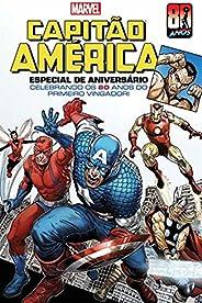 Capitao America: 80 Anos: Edição Especial de Aniversário