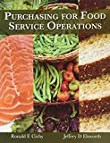 Purchasing for Food Service Operations 9780866122887