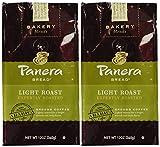 Panera Ground Coffee Light Roast 12 oz (Pack of 2)