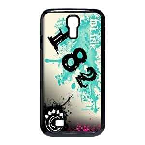Best Phone case At MengHaiXin Store Blink 182 Music Band Pattern 47 For SamSung Galaxy S4 Case
